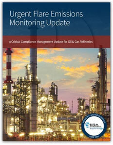 Flare Emissions Monitoring Update.