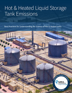 Hot & Heated Tank Storage Tank Emissions.