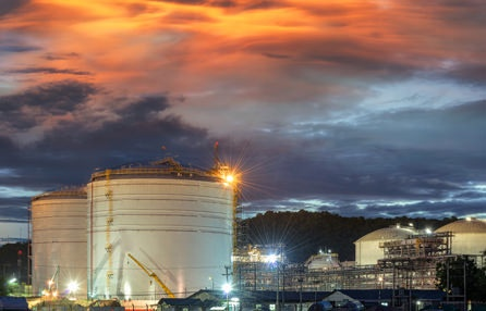 Storage tanks emissions software is used by ERA's clients at all facilities with tanks.
